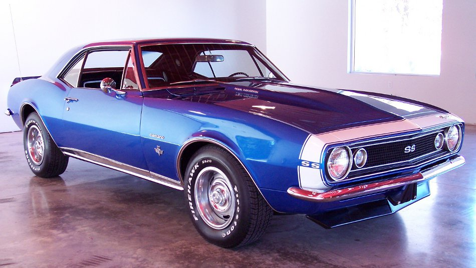 1967 camaro ss for sale