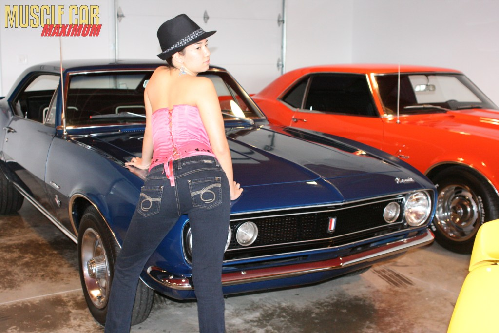 muscle car girl thalia 76 girls with muscle cars on alternator wiring diagram