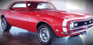 68 Camaro for Sale