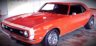 1968 Camaro for Sale